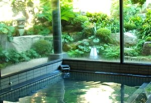 "Miyahama Onsen is a ""hot spring for beauty."""